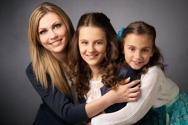 Familienbilder sind selten, gönn die ein Familienshooting bei PM Studios in Prüm