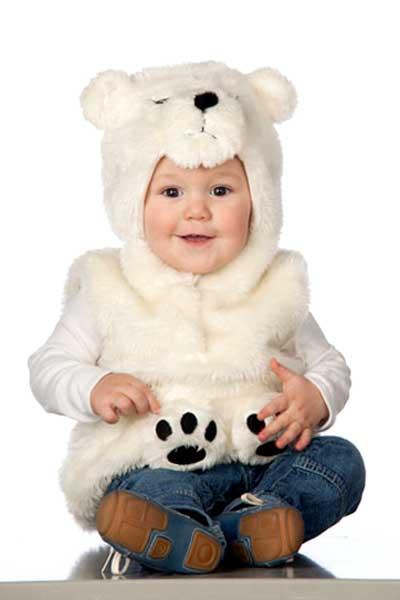 Der kleine Bär, abgelichtet von PM Studios