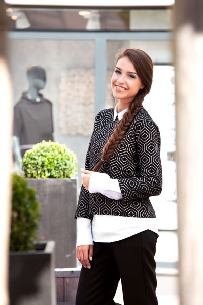 Modefotografie für die regionalen Geschäfte in Prum, von PM Studios