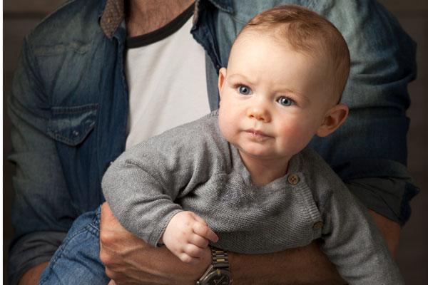 Heimische Atmosphäre bei den Familienportraits in unserem PM Fotostudio