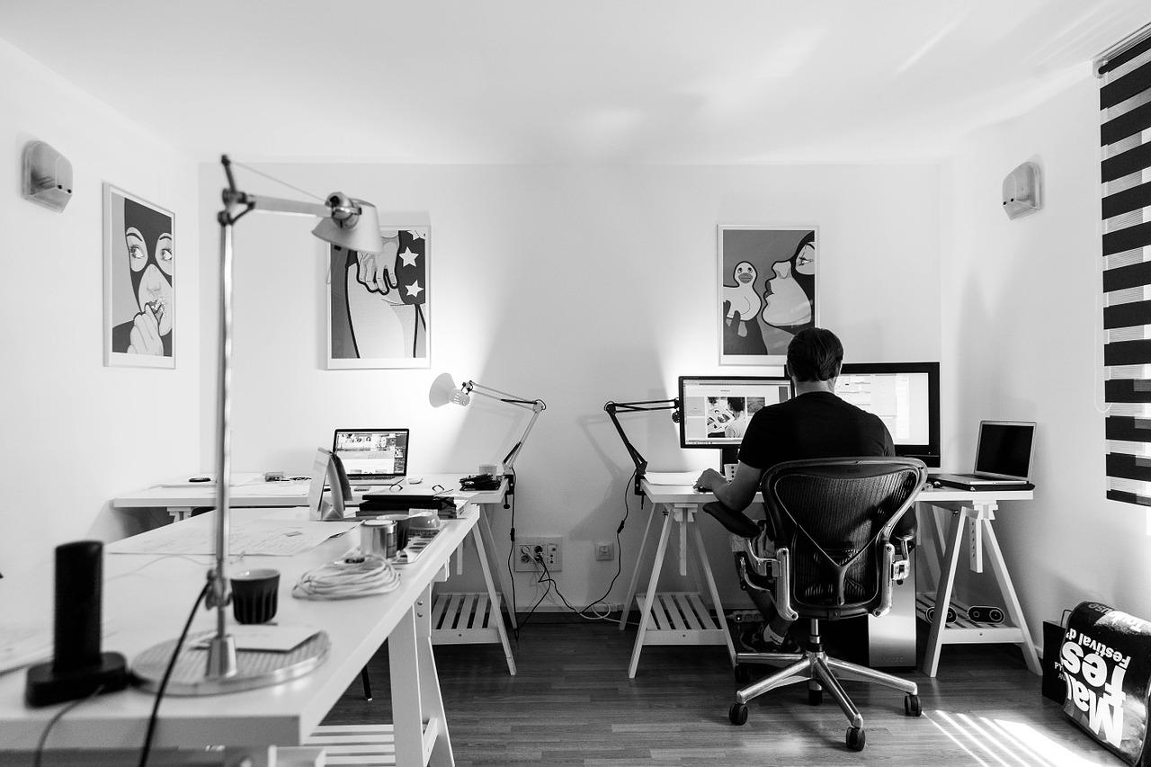 Unser Beruf besteht zu einem Größen Teil in der Fotobearbeitung