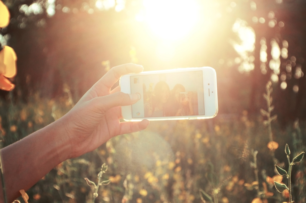 Überbelichtete Bilder mit dem Smartphone